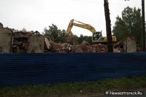 В Сестрорецке решали, что построить на месте туберкулезной больницы