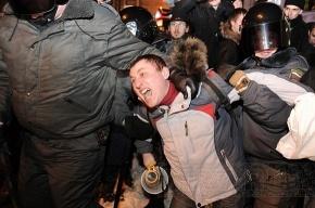 Участник митинга у Гостиного двора сел на 15 суток