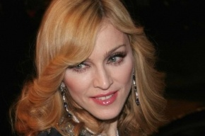 Мадонна откроет в Петербурге фитнес-центр