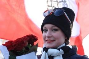 В парке Победы прошел митинг «Другой России» в поддержку задержанного Игоря Березюка
