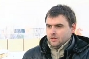 Родной отец Алены Щипиной Олег попал в серьезное ДТП