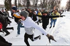 Русские бегут