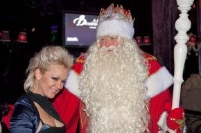 Звезды поддержали Деда Мороза в качестве талисмана Олимпиады «Сочи-2014»