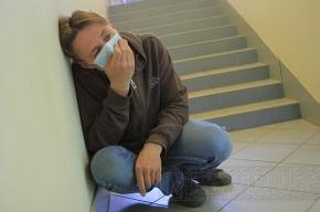 В Петербурге усиленно борются с гриппом