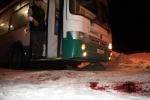 Драка в автобусе № 102 закончилась травмой водителя: Фоторепортаж