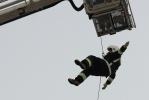 Бойцы пожарно-спасательного отряда показали, на что способны: Фоторепортаж