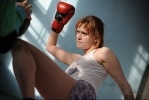 Фоторепортаж: «Бокс - это сексуально»