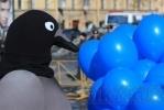 По следам человека-голубя (фоторепортаж): Фоторепортаж