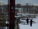 Забор не останавливает экстремалов от походов на «скелет»: Фоторепортаж
