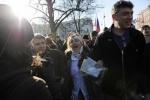 Фоторепортаж: «Во время Марша несогласных задержано более 100 человек (ФОТО)»