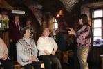 «Золотым» и «серебряным» юбилярам подарили поездку в Кронштадт: Фоторепортаж