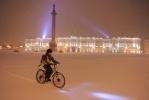 Снег не помеха: Фоторепортаж