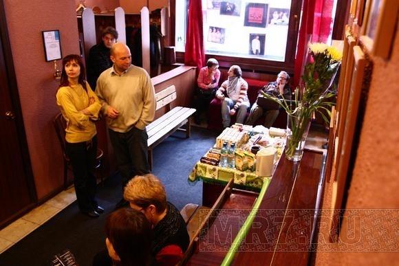 В театре имени Малыщицкого прошла премьера спектакля «Танго»: Фото