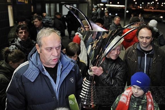 «Спартак» примет турецкую «Карсияку» в малом зале: Фото