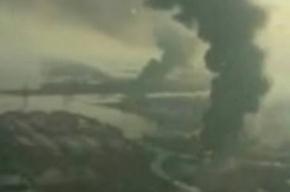 Над четвёртым блоком «Фукусимы» зафиксирован белый дым