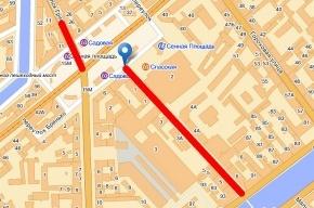 Закрывается движение на улице Ефимова