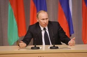 Путин о бомбежках Ливии: где логика и совесть?