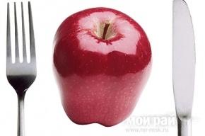 Яблоко не спасет