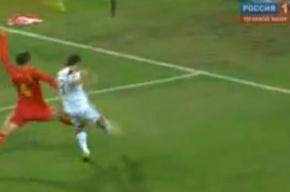 Кержаков сломал руку и не сыграет завтра с Катаром