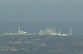 Стали известны подробности взрыва на японской АЭС