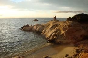 Мое лучшее фото из Греции: медитирующий грек