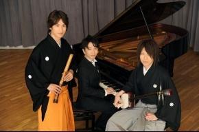 Японские музыканты едут в Петербург
