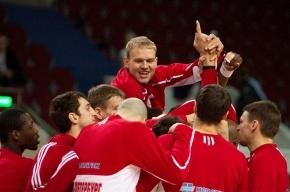 Питерский «Спартак» выиграл кубок России
