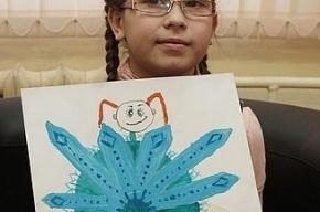 «Девочка-Снежинка» болеет за «Зенит» и СКА