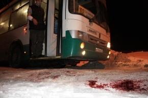 Драка в автобусе № 102 закончилась травмой водителя