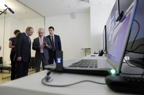 Путину показали 4G-телефон