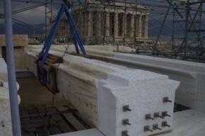 Мое лучшее фото из Греции: Акрополь