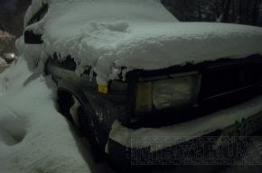 В Петербурге завтра ждут метель и снегопад