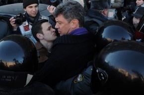 Во время Марша несогласных задержано более 100 человек (ФОТО)