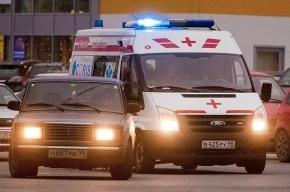 На Владимирском проспекте мужчину ранила упавшая штукатурка