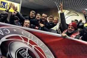 «Спартак» примет турецкую «Карсияку» в малом зале