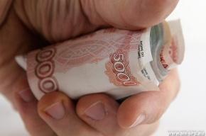 В Петербурге на милиционеров завели дело о взятках