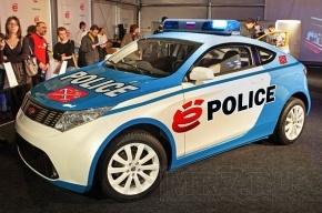 Полиция + Ё-мобиль = Ёполиция