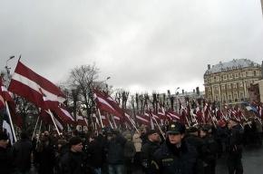 Бывшим легионерам СС запретили маршировать в Риге