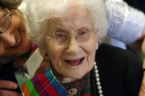 Самым старым человеком на земле стала американка Бессе Купер