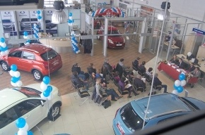 Новые SsangYong Actyon, Suzuki Swift, Cadillac CTS Coupe, Chevrolet Spark в Дружественной сети «Лаура»