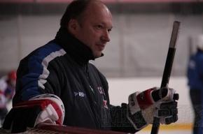Хоккеисты СКА снова вышли на лёд