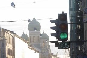 В четырех районах города сегодня дежурят фоторадары
