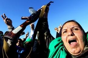 С Ливией воюют 14 стран