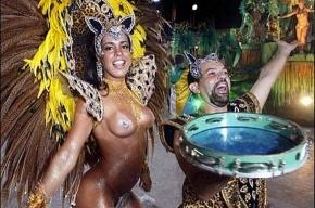 В Бразилии начался карнавал – самый яркий праздник на планете