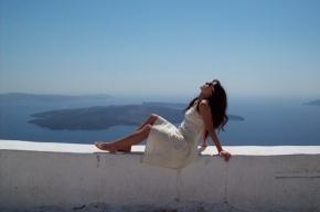 Мое лучшее фото из Греции: та самая Атлантида