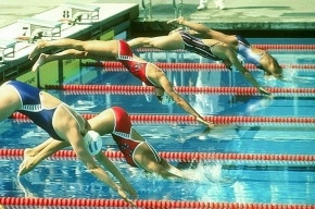 В Петербурге пройдут международные соревнования по плаванию