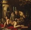 Алексей Головин рисует сюжеты из греческой мифологии: Фоторепортаж
