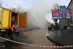 Фоторепортаж: «В Петербурге хлестал фонтан кипятка»