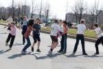 В Приморском районе прошли соревнования «Чернобыльская миля»: Фоторепортаж