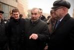 Осеевский все-таки приехал на Добролюбова (фото): Фоторепортаж